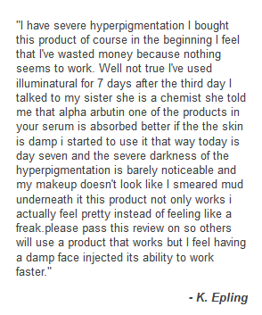 illuminatural 6i reviews
